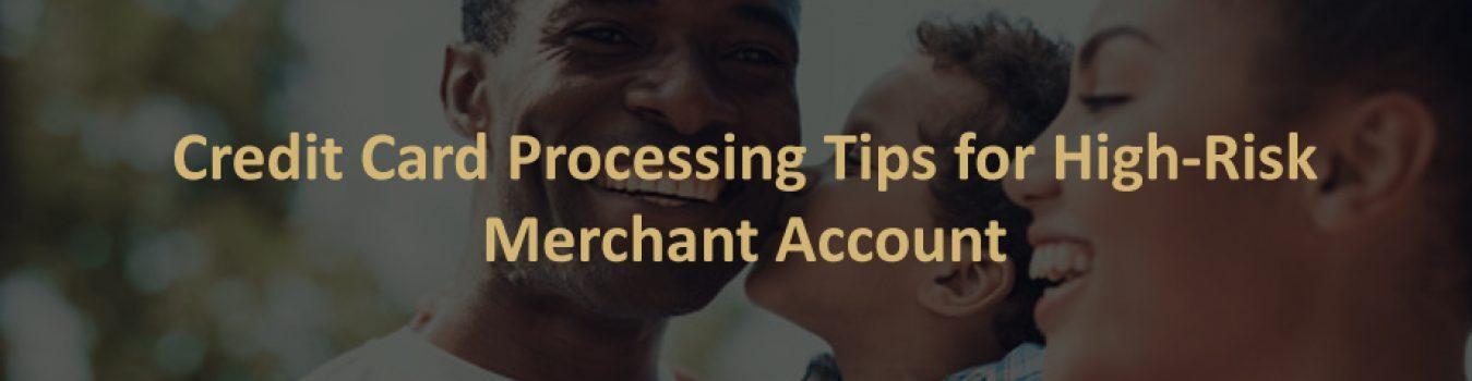 credit card processing tips