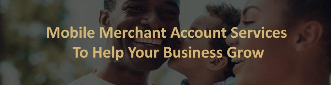 Mobile Merchant Account