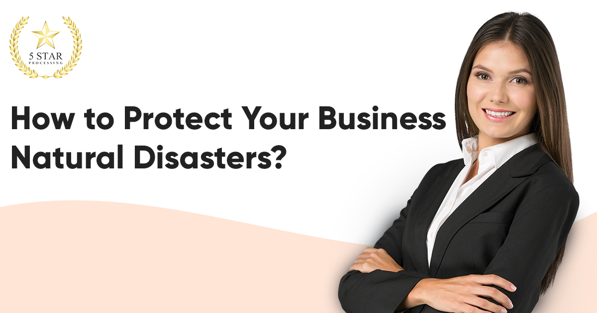 Protect your Business from Natural Disasters